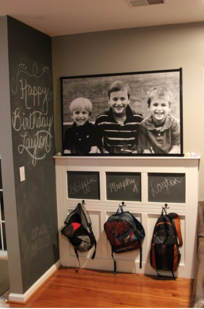 Personalized command center ideas for your family