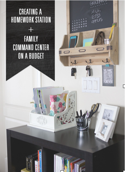 need a command center on a budget