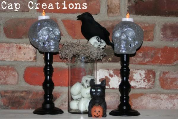 candle stick decor