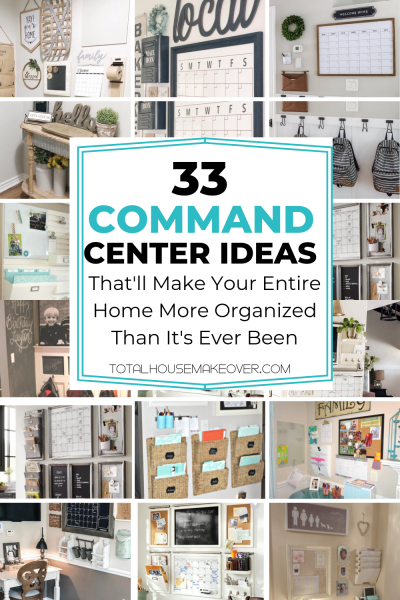 Are you trying to figure out a way to be organized, function and have the space look amazing? Maybe your trying to find out what you need to make this happen. Click through for the most through step by step guide to help you create a beautiful and functional family command center. Home Organization | Entrway ideas, home decor, command center, organize your family, #familycommandcenter #bestorganizationideas #homedecor