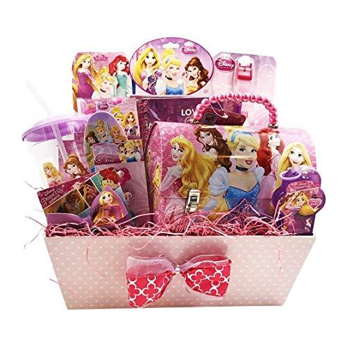 amazon princess gift basket